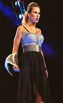 With you Mickie james nice looking have
