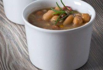 Soupe aux haricots blancs, au kale et au citron | Club Bien Mincir