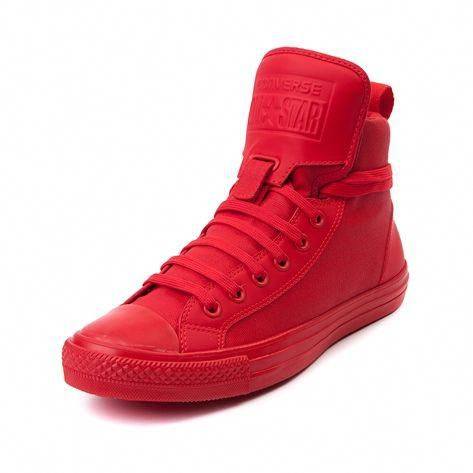 5357ceccddee Shop for Converse Chuck Taylor Guard Hi Sneaker in Red Monochrome at  Journeys Shoes. Shop