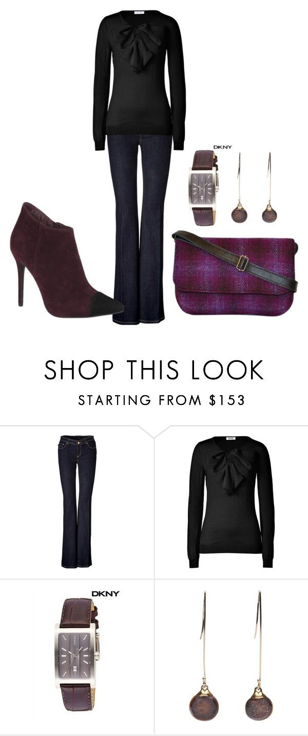 """""""Untitled #103"""" by lovesloganmuch ❤ liked on Polyvore featuring Rachel Zoe, Moschino, DKNY and Gems by Emily Howell"""