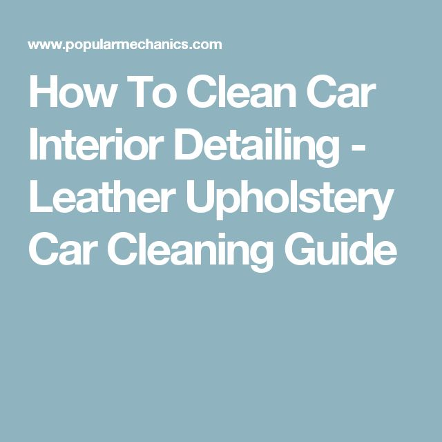 1000 ideas about car upholstery cleaner on pinterest upholstery cleaner diy car and homemade. Black Bedroom Furniture Sets. Home Design Ideas