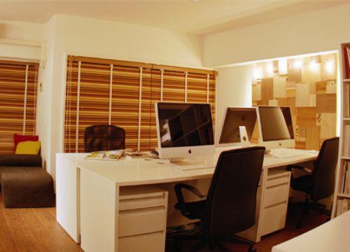 オフィス office Sの事例|店舗デザインご提案.com