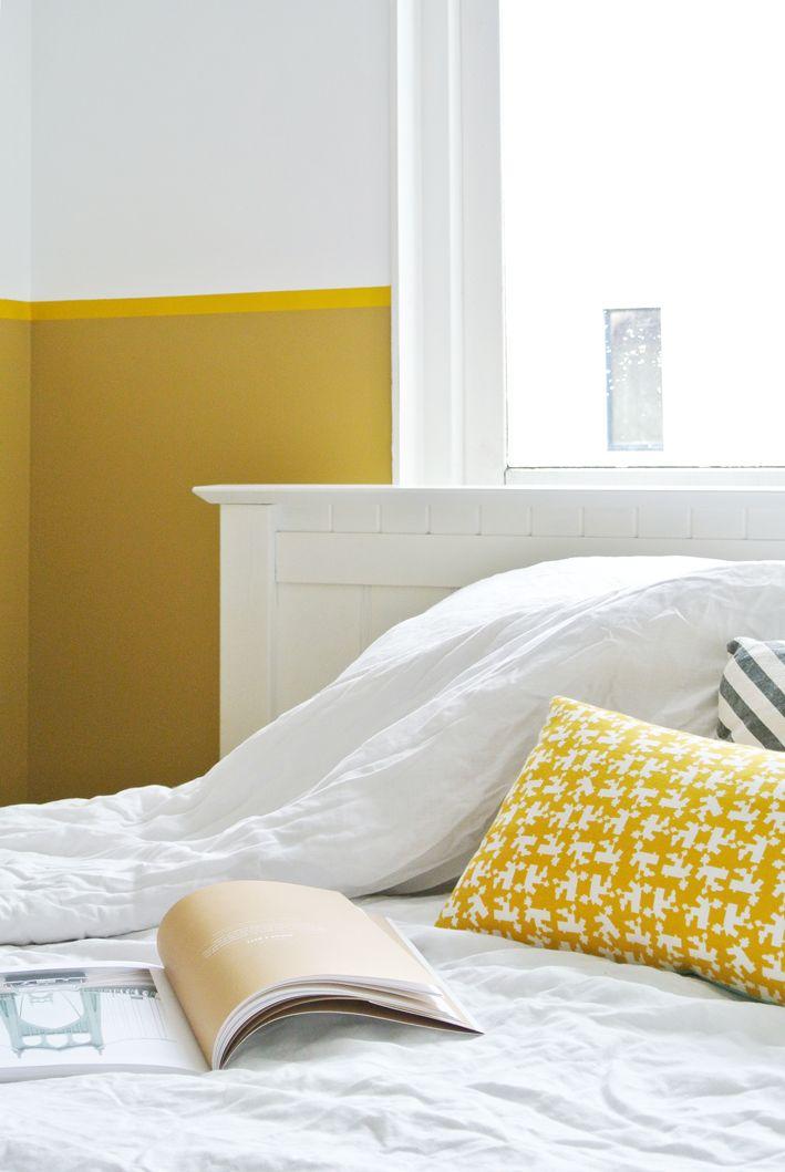 Cool paint treatment idea