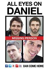 14 November 2012: Kathie Holmes made a beautiful and comprehensive blog about Dan's disappearance and our subsequent search.