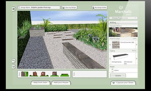Best 25 garden design software ideas on pinterest free for Design your own landscape