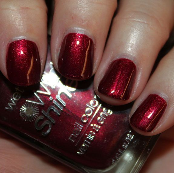 Nail Colors Burgundy: 1000+ Ideas About Burgundy Nail Polish On Pinterest