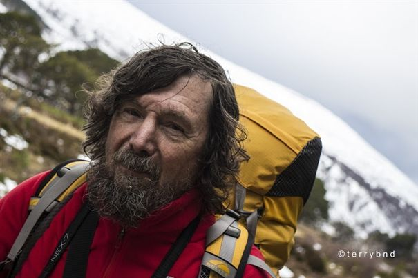 Chris Townsend - although not strictly rock climbing and more general mountaineering and hiking, Chris is a famous gear tester and writes many informative blogs. He often reports on the ethics of outdoor gear and I find it really makes sense and does influence my decision when buying equipment.