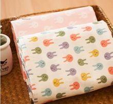 100% tecido de algodão 40 * 50 cm 2 pçs/lote projeto dos desenhos animados tissu de alta qualidade tecidos DIY ofício de costura pano tecido para colchas de retalhos(China (Mainland))