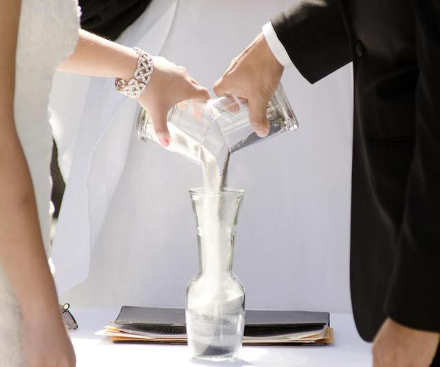 Wedding Sand Ceremony Basics and Special Touches