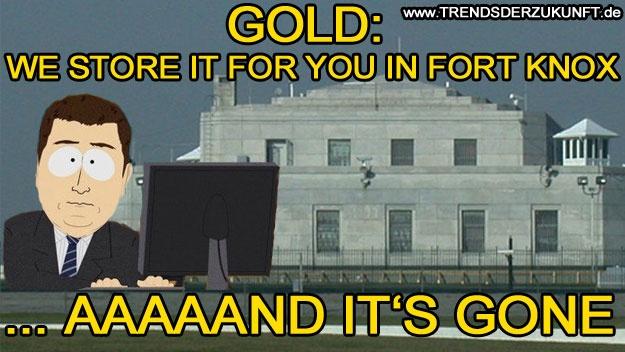 Wo ist das Gold aus Fort Knox hin. Darf keiner die Goldreserven der USA sehen weil sie weg sind? Kongressabgeordneten wurde Zutritt verwehrt!
