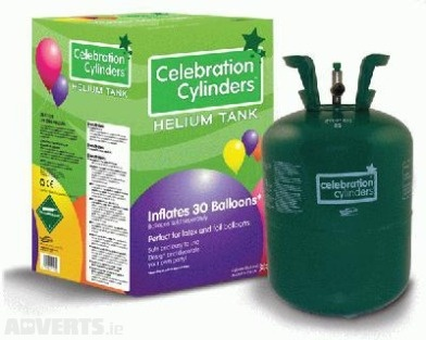 Party Balloon Helium Tank Disposable New & Full - Disposable Celebration Helium Cylinder Large...
