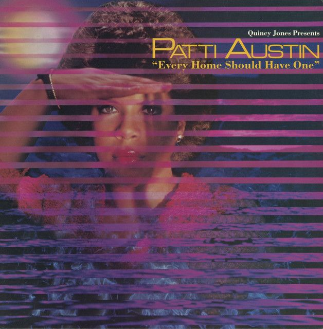 """Every Home Should Have One"" de Patti Austin James Ingram Bruce Swedien"