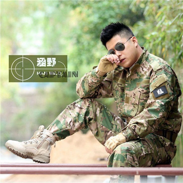 Tactical uniforms ACU woodland desert camouflage uniform multicam typhon uniform wholesale military uniforms