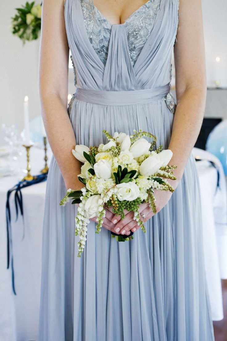something blue bridesmaids | itakeyou.co.uk