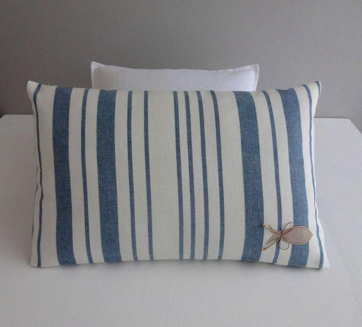 ambiance bord de mer coussin dehoussable 30 50 quel talent pinterest le. Black Bedroom Furniture Sets. Home Design Ideas
