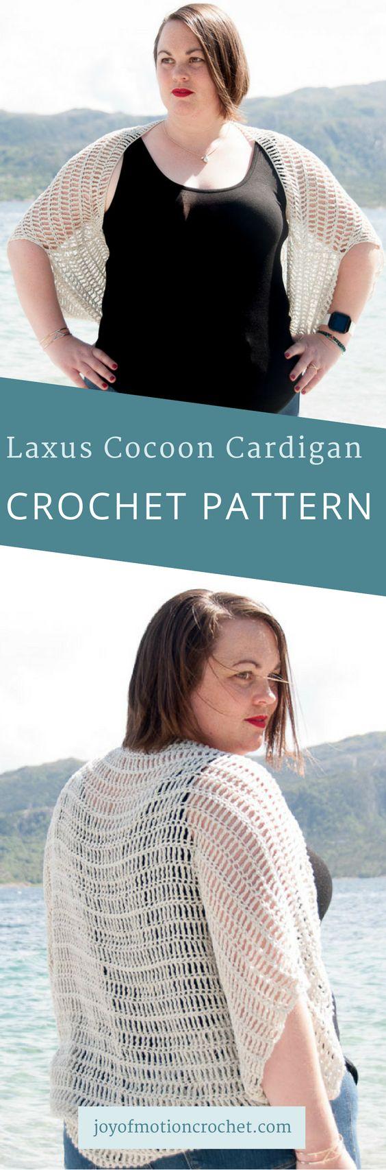 Crochet Cardigan. Crochet wrap. Crochet jacket. Crochet garment. Beginner crochet pattern.  #crochetpattern #crochetcardigan #crochet #crochetgarment #crochetclothing
