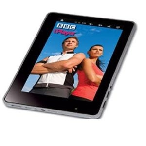 Review i-Box 76997R T70 7 inch Wi-Fi Media Tablet (ARM 11 Processor, RAM 256MB, HDD 4GB, Android v2.3.3) - ODYS BEST REVIEW