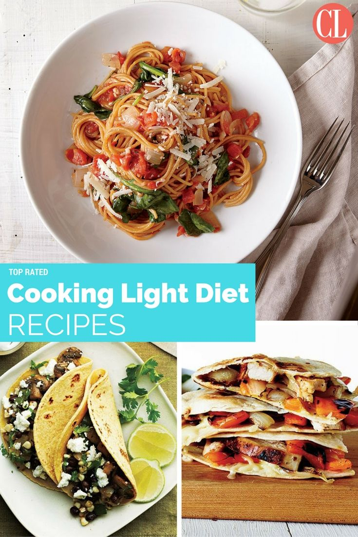 10 best images about Cooking Light Diet on Pinterest