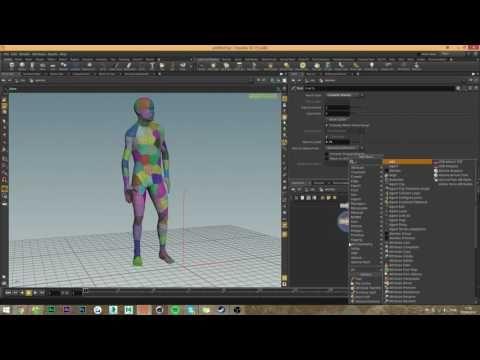 Aluminium Peeling Effect - Houdini Tutorial - YouTube