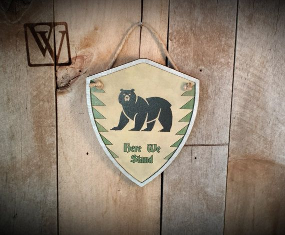 Game of Thrones Shield House Mormont