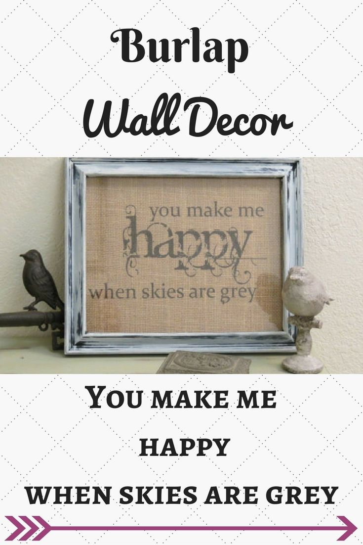 You make me happy when skies are grey framed x wall print