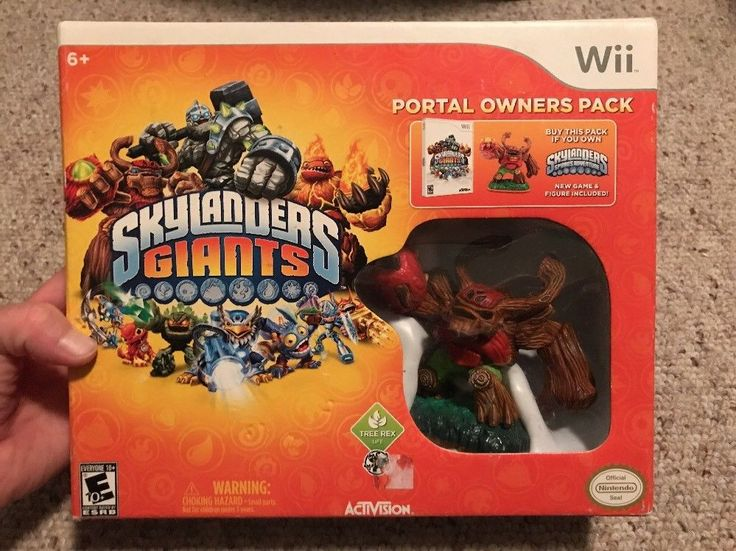 Skylanders Giants: Portal Owners Pack (Nintendo Wii, 2012) 47875844827 | eBay