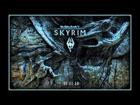 Sovngarde (from Skyrim soundtrack). This song sets the atmosphere perfectly.
