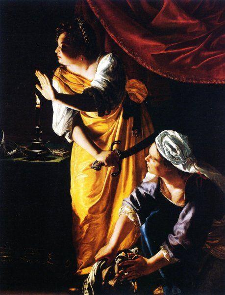 Les 37 meilleures images du tableau Artemisia Gentileschi ...