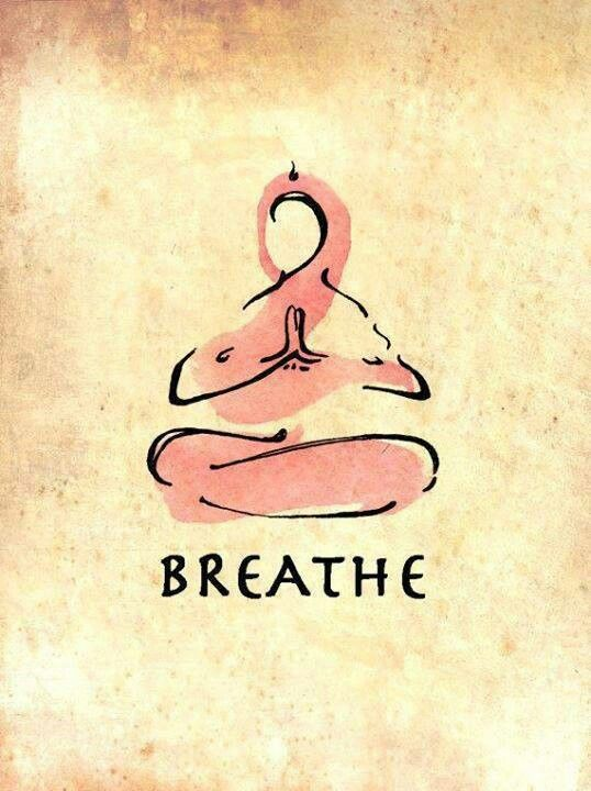 Breathe. Inspiring #quotes and #affirmations by Calm Down Now, an empowering…