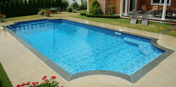 Double End Roman Pool Kidney Pool Shapes Ell Pool