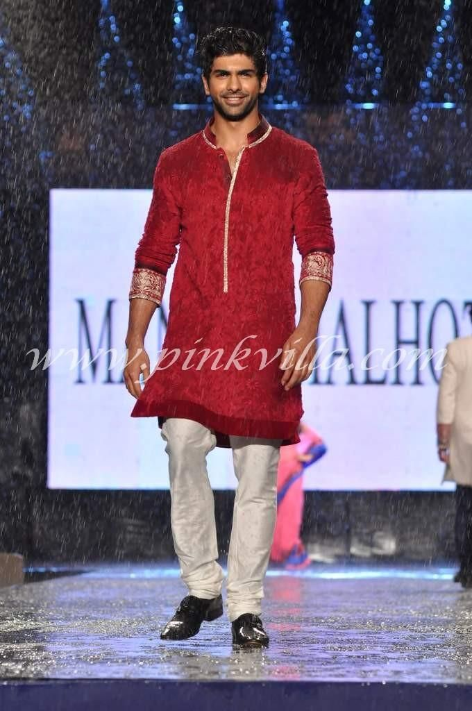 Manish Malhotra's collection for CPAA fashion show 8