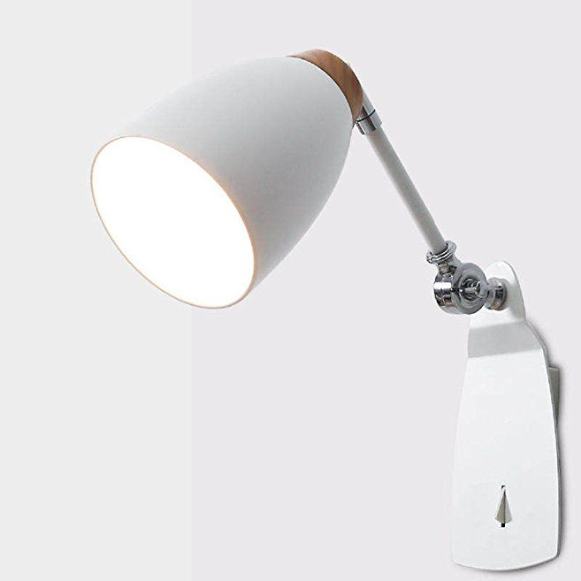 Wall Mounted Led Reading Lamp Bedside Bedroom