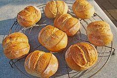 Schnell gezauberte Sonntagsbrötchen, ein raffiniertes Rezept aus der Kategorie Brot und Brötchen. Bewertungen: 100. Durchschnitt: Ø 4,4.
