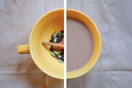 Une-deux senses: Spicy Chai Latte | Coffee | Pinterest