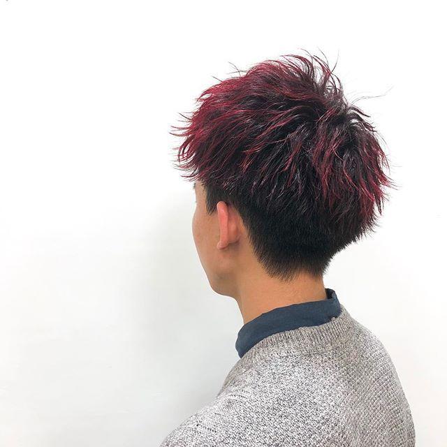 Kota Takenouchiさんはinstagramを利用しています 根元をあえて
