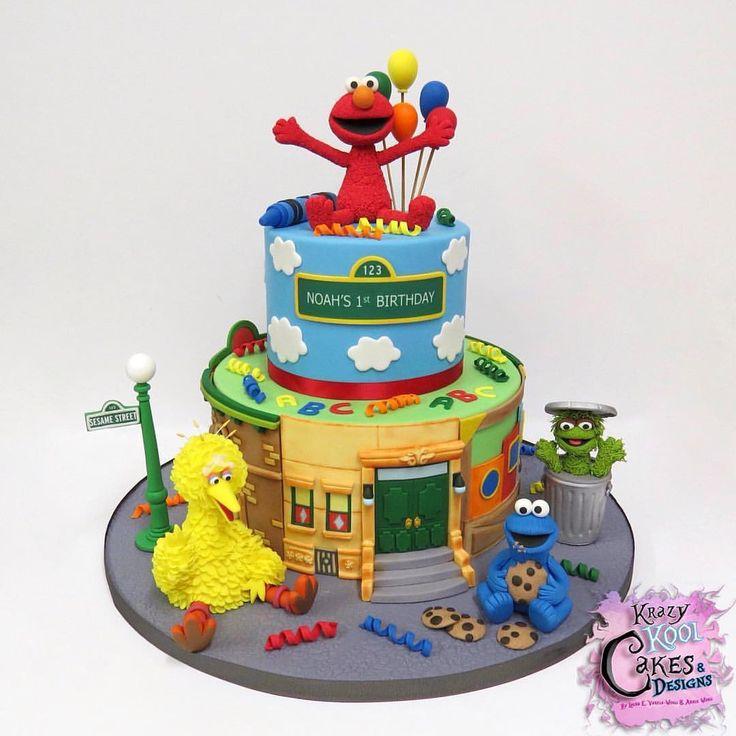 Best 25 Big bird cakes ideas on Pinterest Big bird cupcakes