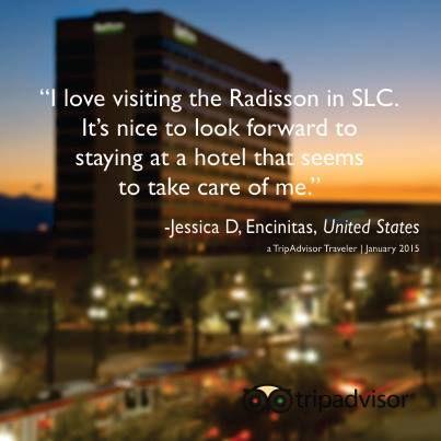 Radisson Hotel (Salt Lake City, Utah)