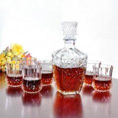#Banggood Виски вино стакан для питья вина графин ясно бутылка графин  (994726) #SuperDeals
