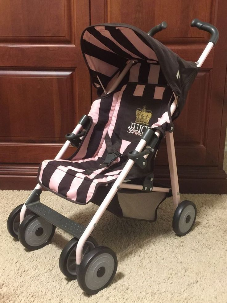 Juicy Couture by Maclaren Toy Baby Doll Stroller   | eBay