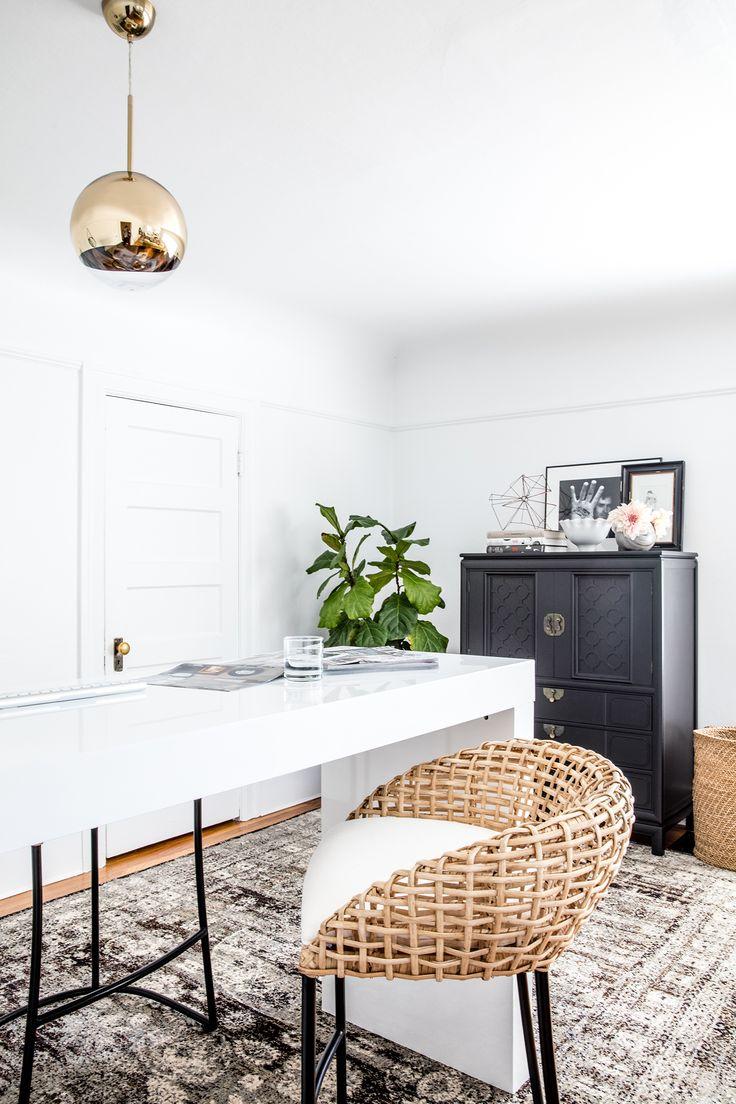Home Office Refresh Design Ideas