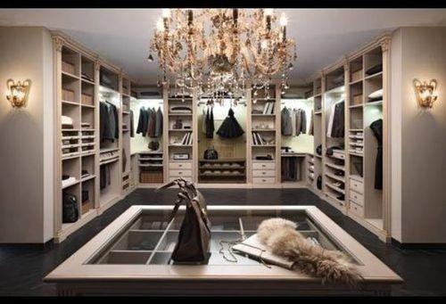 Walk In Wardrobes Around The World Pinterest Luxury