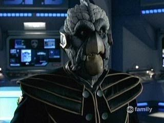 I searched for power rangers spd fowler birdie images on Bing and found this from http://powerrangers.wikia.com/wiki/Fowler_Birdie