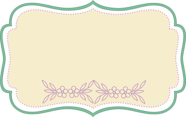 Kwiatowa etykietka - dzięki niej okładka zeszytu zyska nowy wygląd.