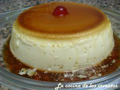 Flan expres en 4 minutos Pinterest | https://pinterest.com/ensupunto1/
