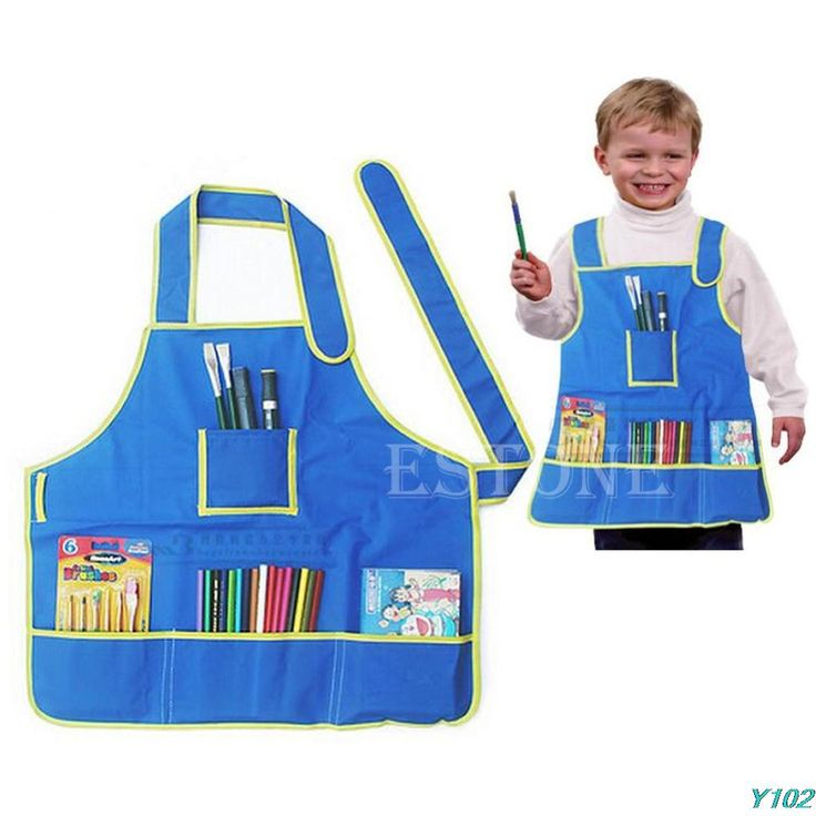 Cheap apron pvc, Buy Quality apron plastic directly from China apron suppliers Suppliers: 100% brand new and high quality Apron has four pockets, kids can hold the water pens, paints, snacks and paper tow