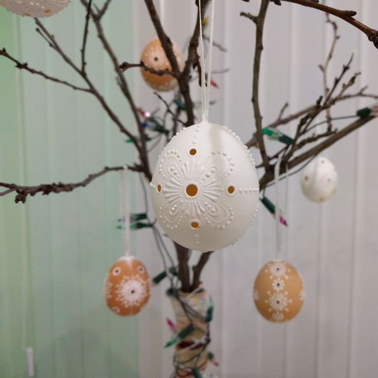 19 best home decor images on pinterest easter gift wood and easter egg free shipping white madeira lace egg unique easter decorations gift idea easter ornament hand painted kraslice ukrainian pysanka negle Choice Image