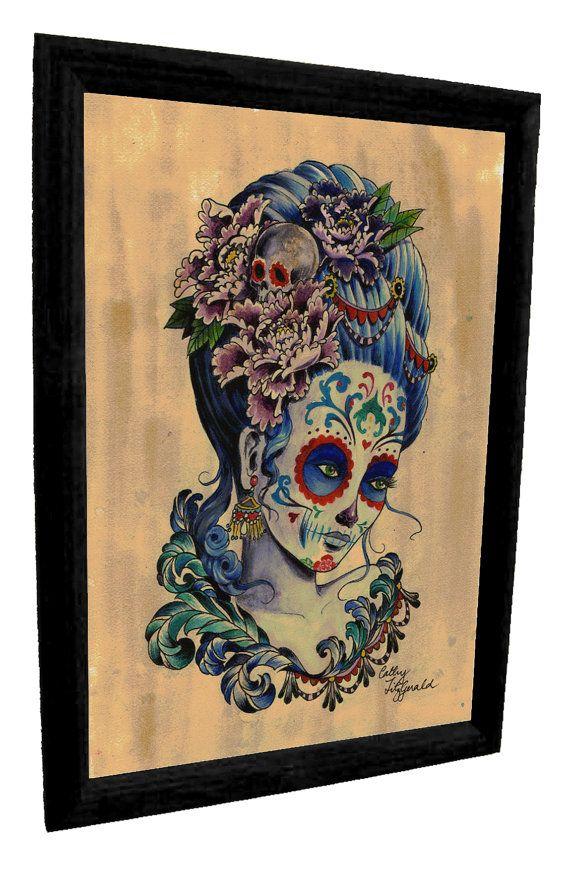 Dead Marie Antoinette by Kathy Fitzgerald
