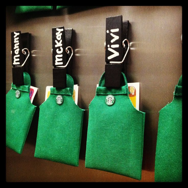 Green Apron Board by Jacqueline Scott