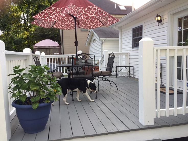 17 best images about deck redo on pinterest coats - Exterior textured paint home depot ...