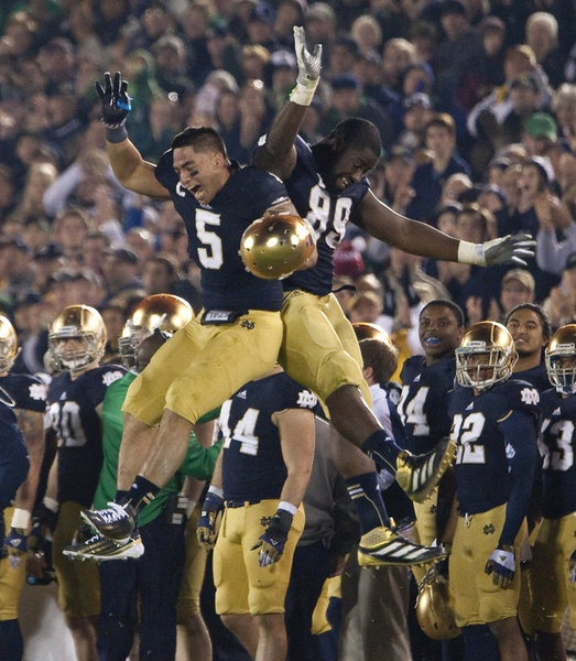 Notre Dame Football Wallpaper: 228 Best The Fightin' Irish Images On Pinterest